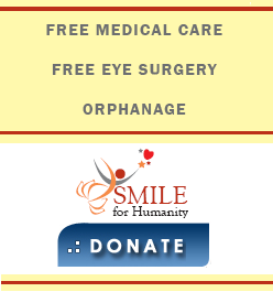 Smile for Humanity, Donate